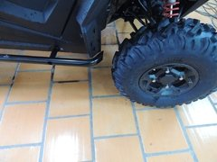 Estribo lateral (rockslider) Polaris 900 RZR S  e 1000 XP ( o par) na internet