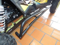 Estribo Lateral mais Longo para Polaris 1000 XP ( rockslider) - V-trek