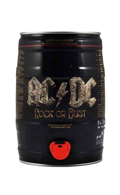 Barril ACDC