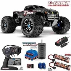 Traxxas 39087-3 1/10 E-maxx Brushless Truck 4wd Rtr 2017