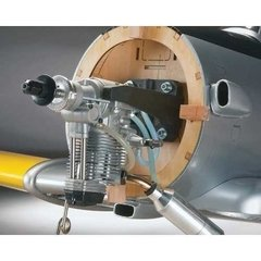 Kit Aeromod Top Flite At-6 Texan Arf W/retracts .60-.91,69 - loja online