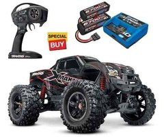 New Traxxas X-maxx 8s 2017 Kit Completo 2 Bat E Carregador