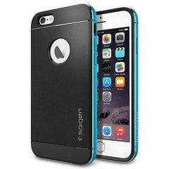 Capa Case Iphone 6 Spigen Neo Hybrid Metal Original ! - boxwebstore