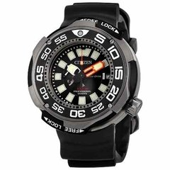 Citizen Promaster Aqualand Depth Meter Black Dial Bn7020-17e