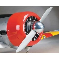 Kit Aeromod Top Flite At-6 Texan Arf W/retracts .60-.91,69 na internet