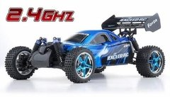 Automodelo Off-road Buggy 1:10 4x4 2 Marchas Exceed Rc Nitro