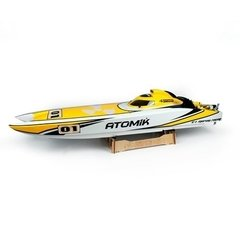 Lancha Atomik Arc 58in Rtr Electric Brushless Rc Boat