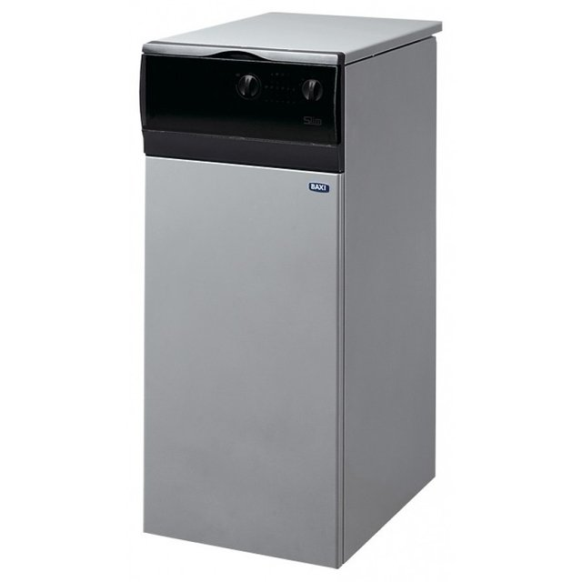 BAXI SLIM 1.490iN SOLO CALEFACCION TIRO NATURAL (53196 KCal/h) (copia)
