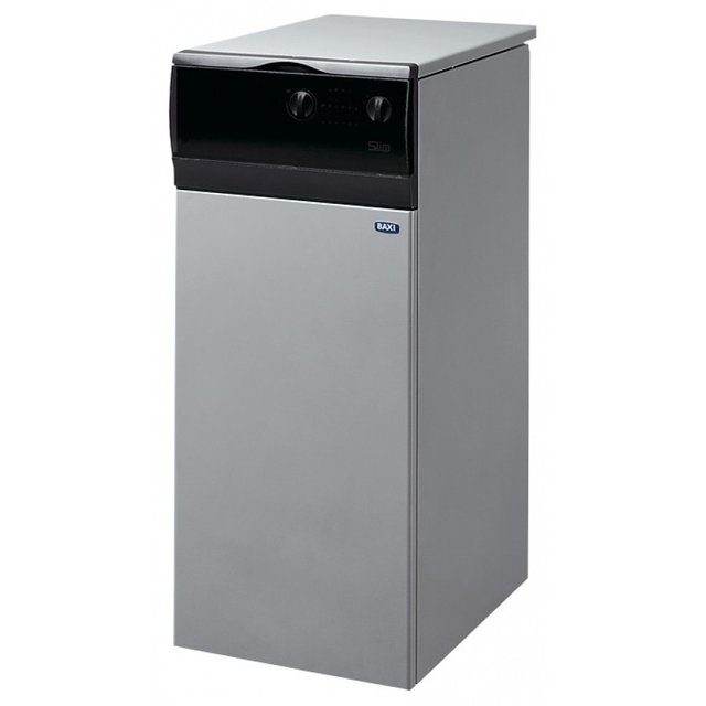 BAXI SLIM 1.620iN SOLO CALEFACCION TIRO NATURAL (64500 KCal/h)
