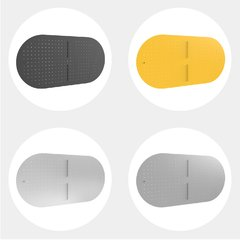 Organizador de pared PILL gris - hip