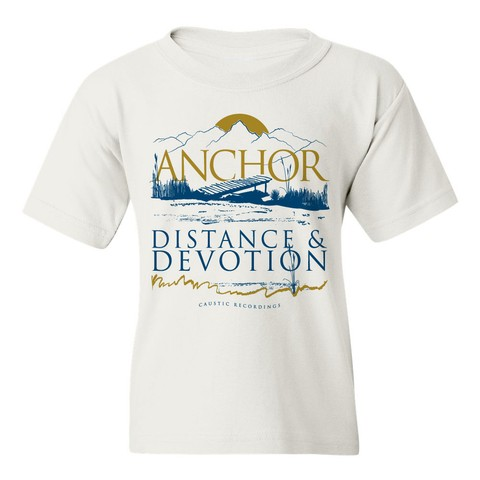 ANCHOR - DISTANCE & DEVOTION Camiseta