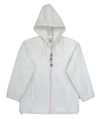 CAMPERA POLAR BLAN