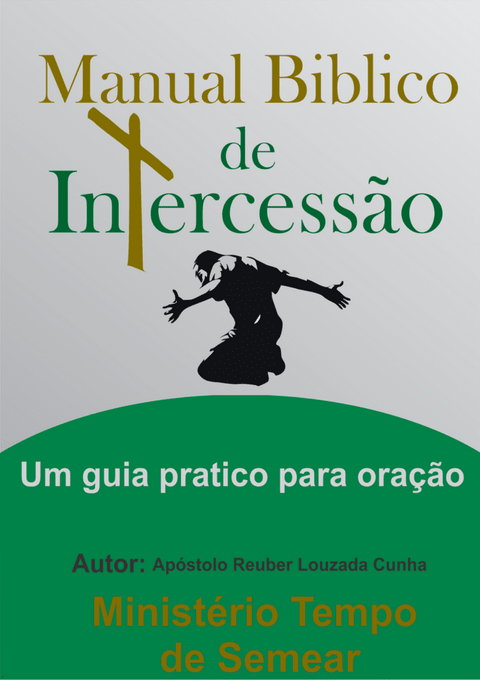 Manual Bíblico de Intercessão