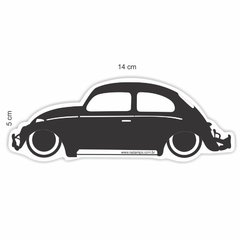 Adesivo Oldschool - Enjoy Air Cooled - 140 x 50 mm - comprar online