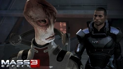Mass Effect 3 - Ps3 - Joker Store