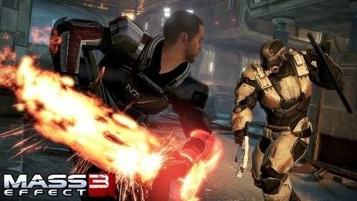 Mass Effect 3 - Ps3 na internet