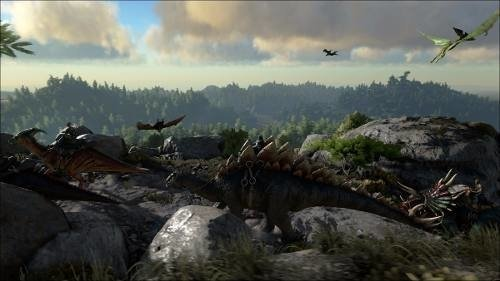 Ark Survival Evolved - Ps4 - comprar online