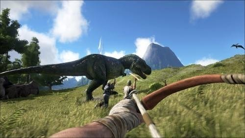 Ark Survival Evolved - Ps4 na internet