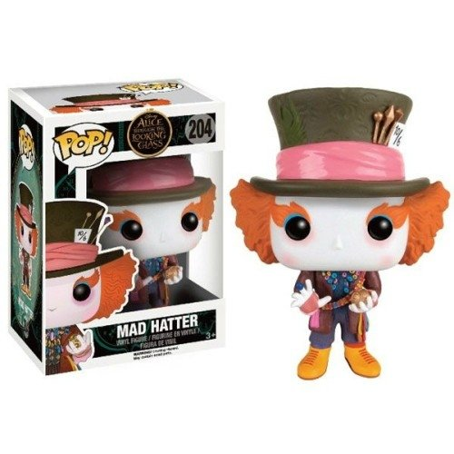 Funko Pop: Mad Hatter (Alice Through The Looking Glass) (Hot Topic Exclusive)