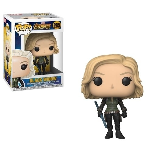 Funko Pop: Black Widow (Avengers: Infinity War)