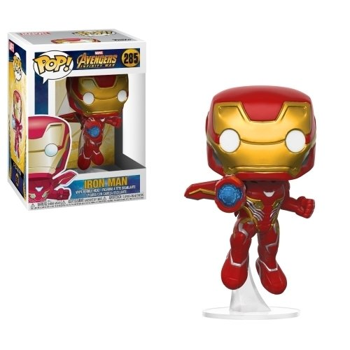 Funko Pop: Iron Man (Avengers: Infinity War)