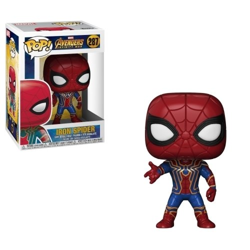 Funko Pop: Iron Spider (Avengers: Infinity War)