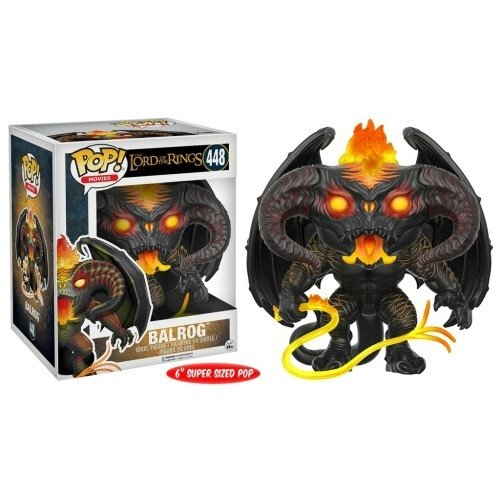 Funko Pop: Balrog  (The Lord Of The Rings) (6