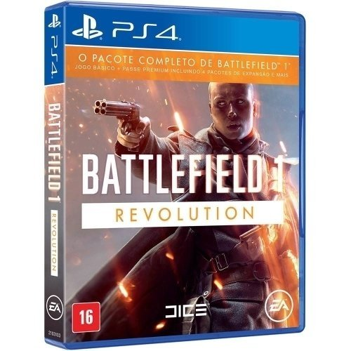 Battlefield Revolution 1 - Ps4