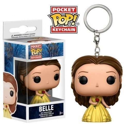 Pocket Pop Keychain: Belle (Beauty And The Beast)