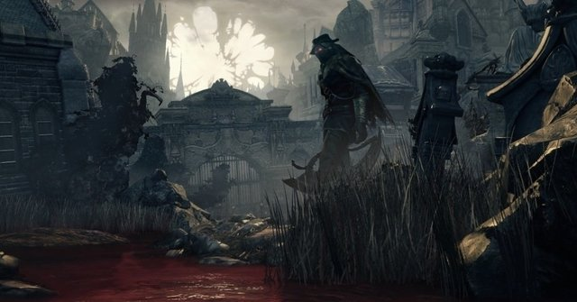Bloodborne - PS4 na internet