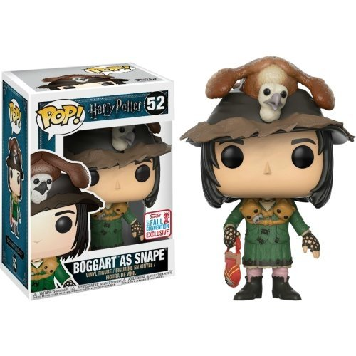Funko Pop: Boggart As Snape (Harry Potter) (2017 Fall Convention Exclusive)
