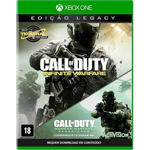 Call of Duty Infinite Warfare - Edição Legacy - Xbox One
