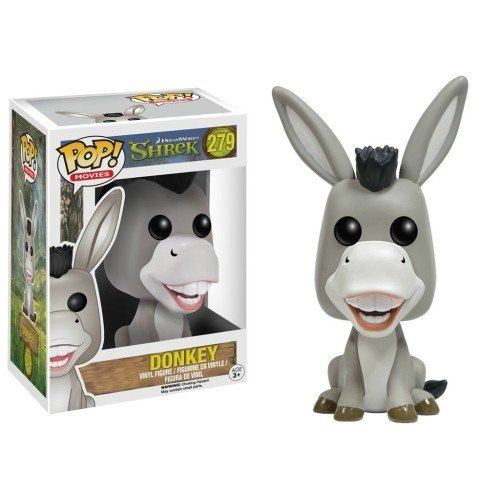 Funko Pop: Donkey (Shrek)