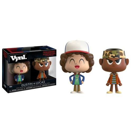 Funko Vynl: Dustin And Lucas (Stranger Things)