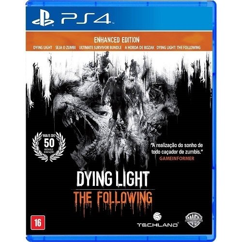 Dying Light Enhanced Edition - The Following - PS4