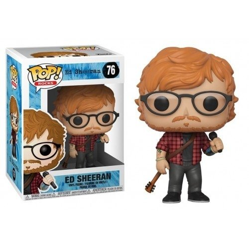 Funko Pop: Ed Sheeran
