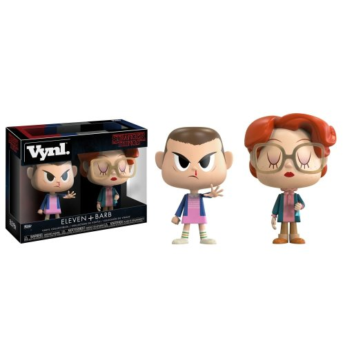 Funko Vynl: Eleven And Barb (Stranger Things)