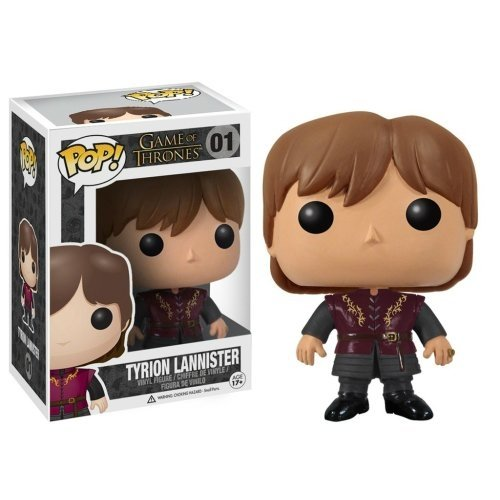 Funko Pop: Tyrion Lannister (Game Of Thrones)