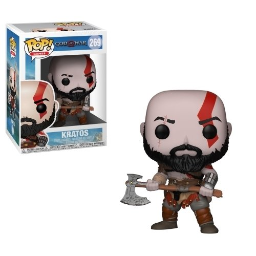 Funko Pop: Kratos (God Of War)