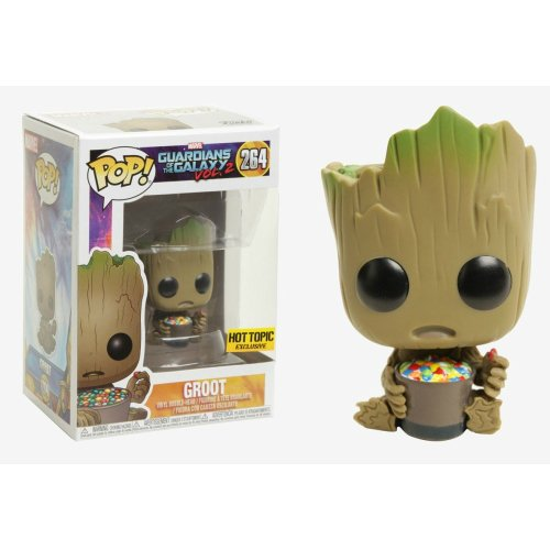 Funko Pop: Groot (Guardians Of The Galaxy 2) (Exclusive Hot Topic)