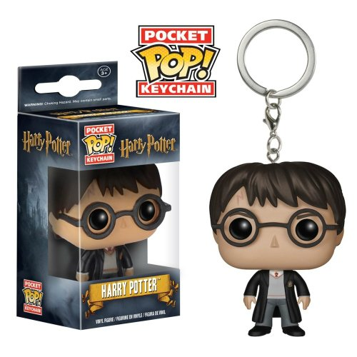 Pocket Pop Keychain: Harry Potter (Harry Potter)