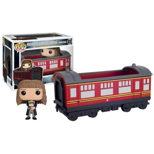 Funko Pop Rides: Hogwarts Express Carriage With Hermione Granger