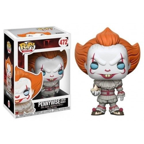 Funko Pop: Pennywise With Boat (It)