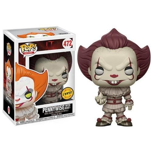 Funko Pop: Pennywise With Boat (It) (Chase) - comprar online