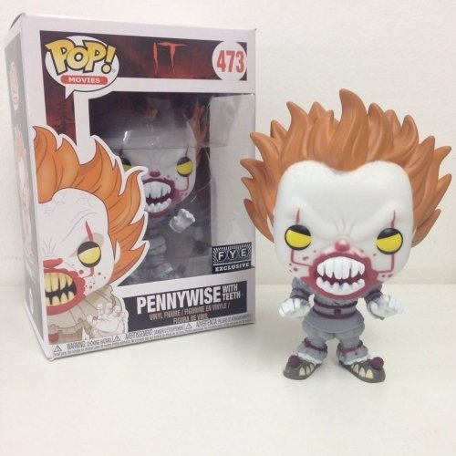 Funko Pop: Pennywise With Teeth (It) (Fye Exclusive)