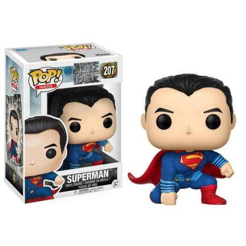 Funko Pop: Superman (Justice League)