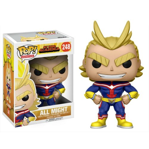 Funko Pop: All Might (My Hero Academia)