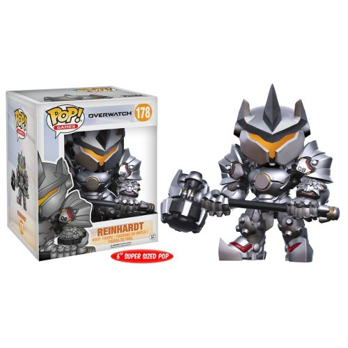 Funko Pop: Reinhardt (Overwatch) (6