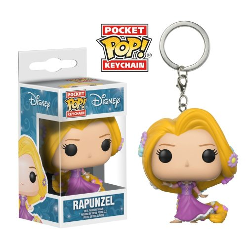 Pocket Pop Keychain: Rapunzel (Disney)