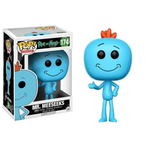 Funko Pop: Mr. Meeseeks (Rick And Morty)